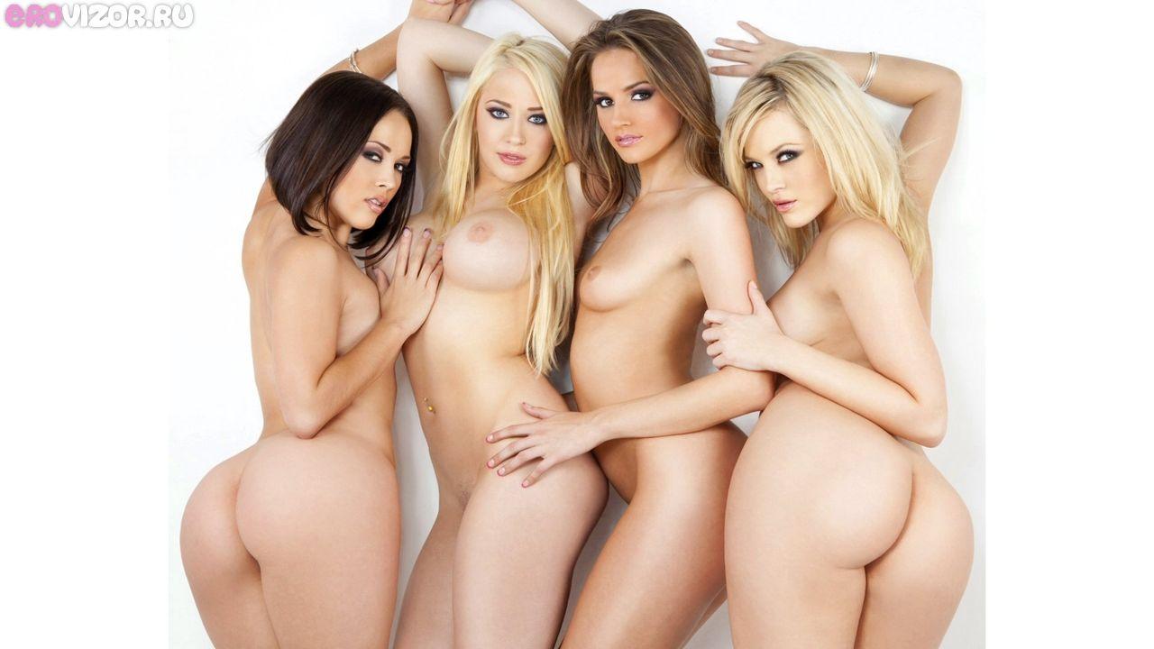 голые девушки