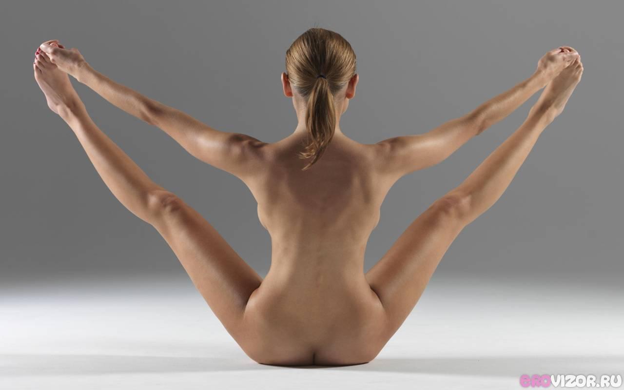 Голая йога Любы Шумейко