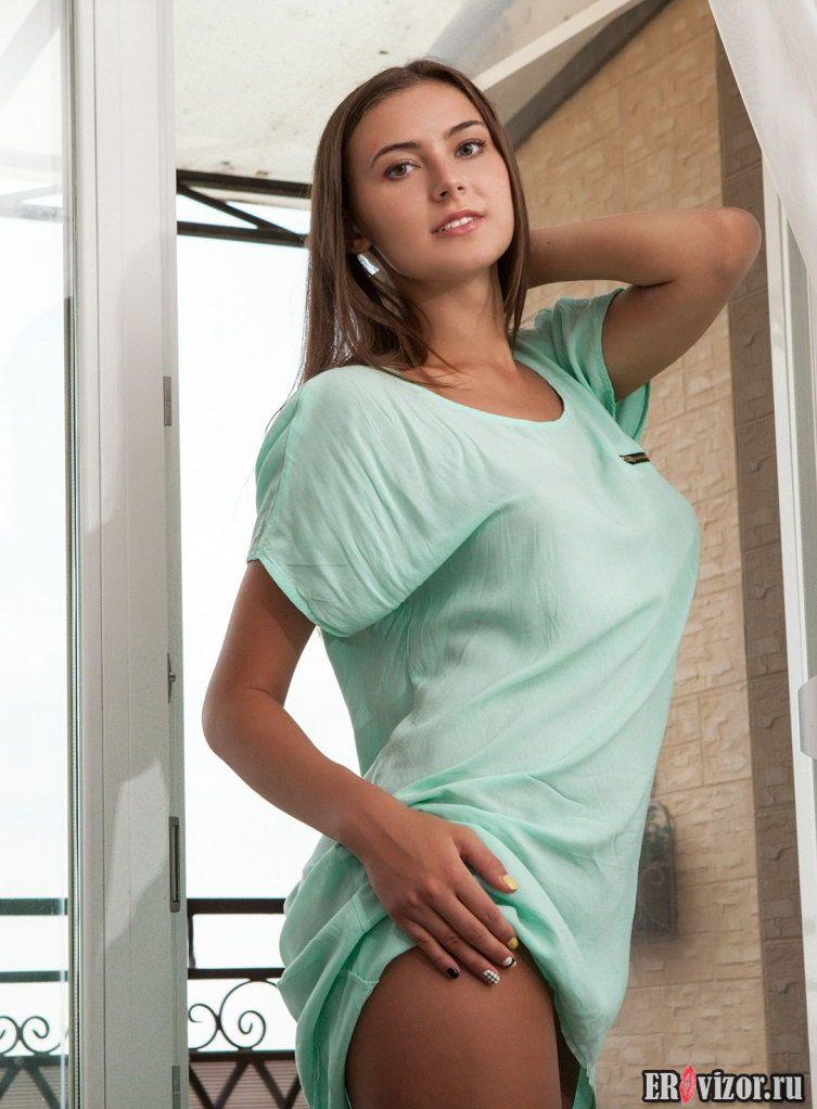 голые фото эротичной девушки