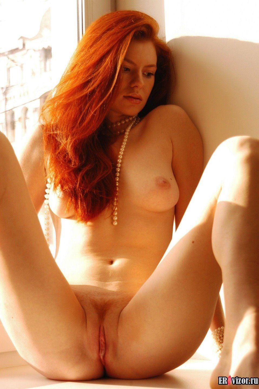 эротика с рыжими девушками на фото 16