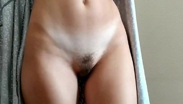 голый лобок женщины