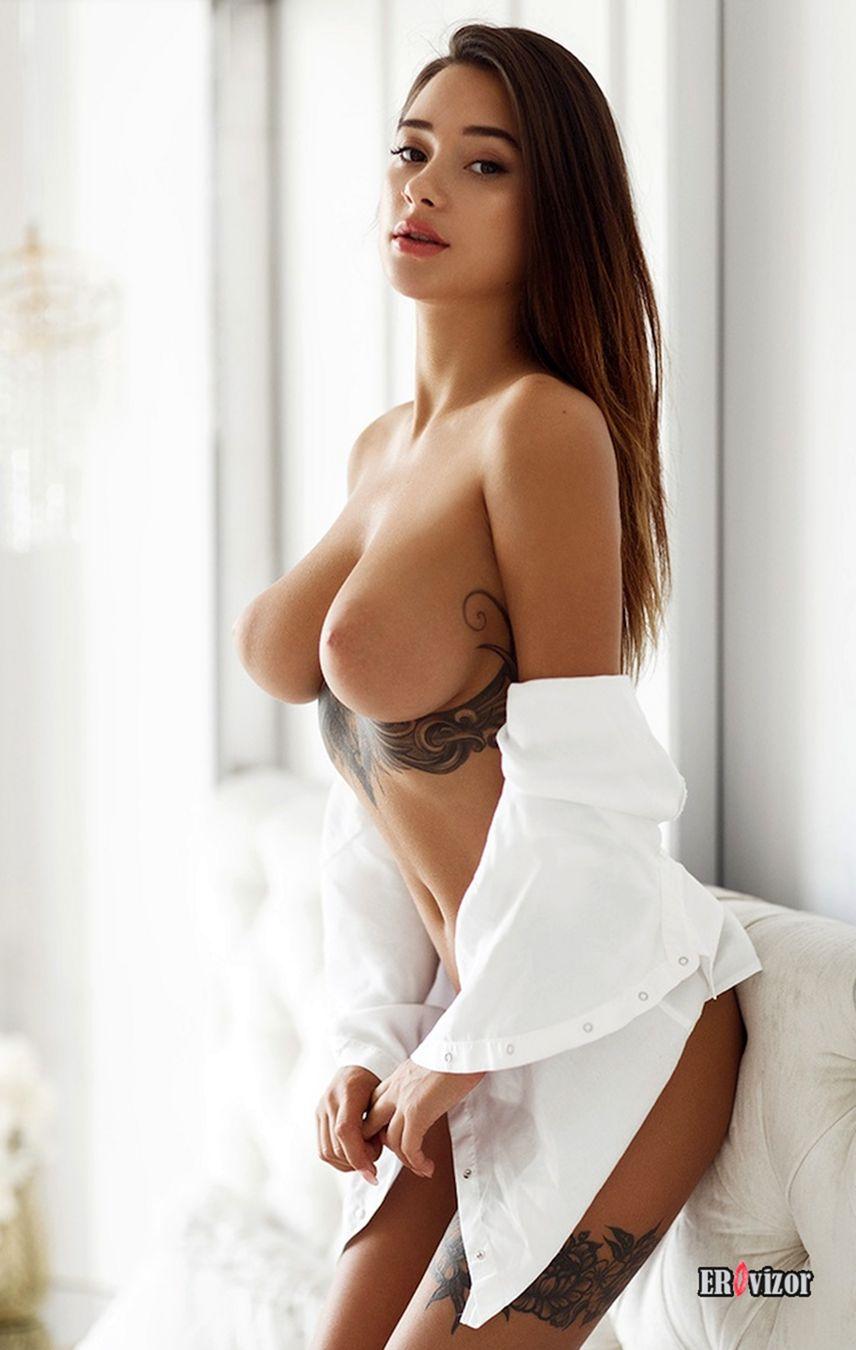 big tits Kristina Scherbinina